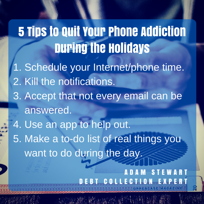 """debt collection"",""tips"",""new year"",""phone addiction"""