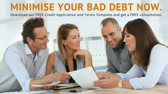 Get your FREE Credit Application and Terms from ADC Legal