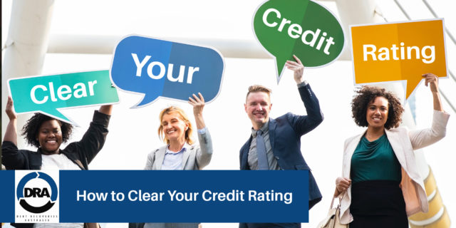How to Clear Your Credit Rating - Debt Recoveries Australia
