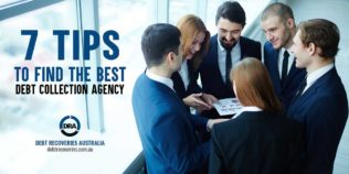 7 Tips to Find the Best Debt Collection Agency