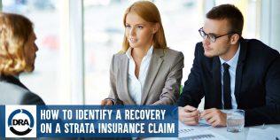 Strata Insurance Claim