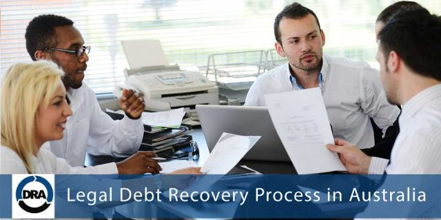 Legal Debt Recovery Process in Australia