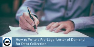 How to Write a Pre-Legal Letter of Demand for Debt Collection