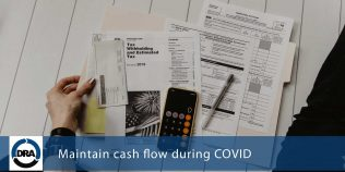 cash flow during COVID